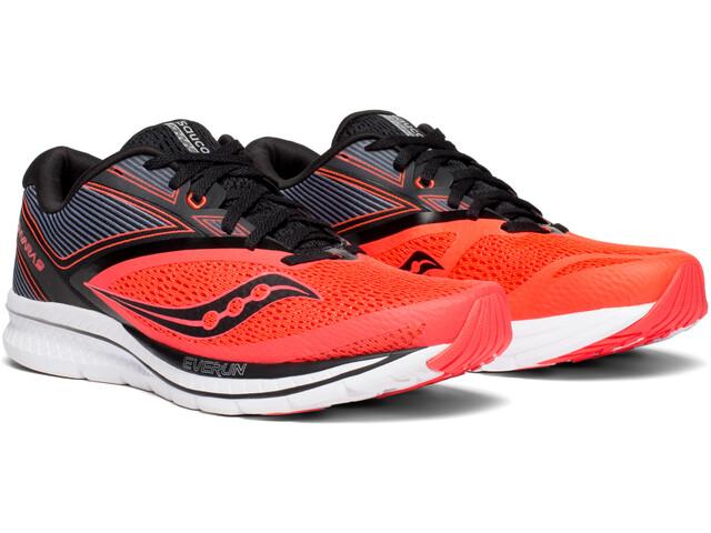 1c49e76e5ee saucony Kinvara 9 Running Shoes Men red black at Bikester. saucony kinvara  9 test